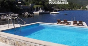 Tivat MONTENEGRO Wild Beauty 1 Beach House with Private swimming pool