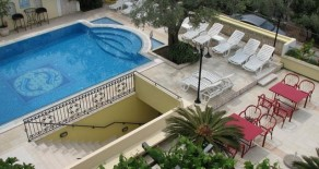 St.Stefan Villa Apartments with swimming pool
