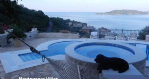 PANORAMA Villa with pool BUDVA Riviera
