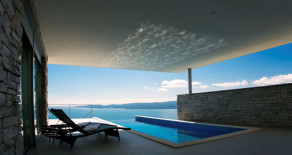 Exclusive Adriatic Villa impressive sea views