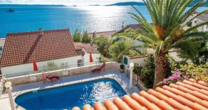 ADRIATIC Villa TROGIR Blue Dreams