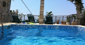 Montenegro ROMANTIC Villa Idyllic setting Green Line MONTENEGRO