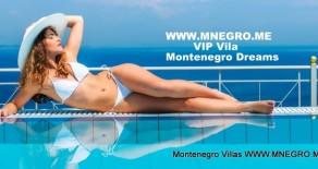 Montenegro Dreams PRIVATE Villa 750 m2 Budva Riviera St.Stefan Region Private big swimming pool 16,5 m