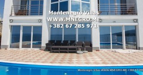 New MONTENEGRO Villa MONTE 2 open to guests from 2015