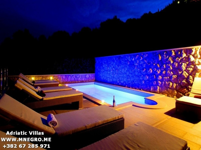 Cro126 Adriatic Holiday Stone Villa Near Dubrovnik Montenegro Villas 2018 Unique Vacation For