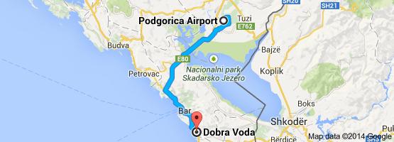 DVODA-PODGORICA