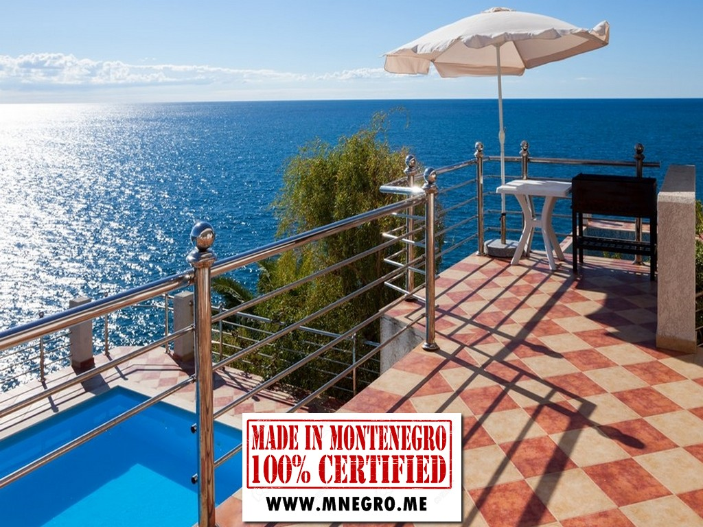 Montenegro Seafront Villa MONTE - 3