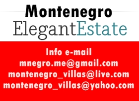 Info e-mail MONTENEGRO, Deutschland and ROMA Italy