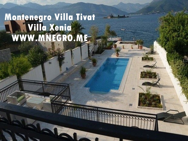 Tivat-villa