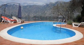 Symphony 2 Kotor Bay Villa  6 badroom with Private swimming pool