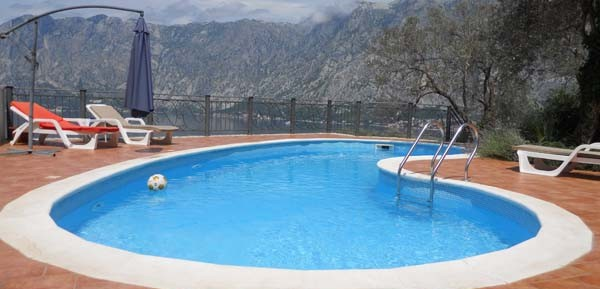 Kotor Bay MONTENEGRINA 2 Villa with Private swimming pool 6 badroom and  Private swimming pool
