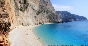 Lefkada 5 Dolphin family Villas spectacular view and easy access to the sea