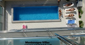 Budva city MONTENEGRO LUX Apartments M with SWIMMING POOL