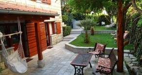 MONTENEGRO Green House in Becici BUDVA Exclusive accommodation Beautiful Romantic House Montenegro